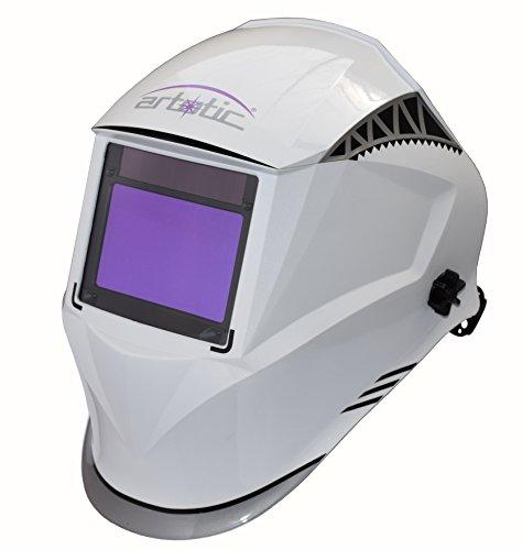 Artotic Master series auto darkening welding helmet Shade range 34-13