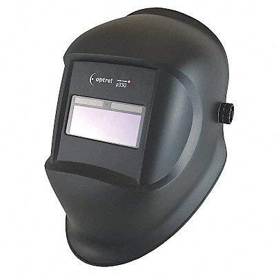 Optrel Welding Helmet Shade 3 and 10 Black