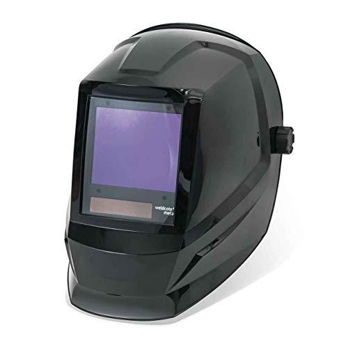 Weldcote Metals Ultraview Plus True Color Digital Auto Darkening Welding Helmet Shade 9-13
