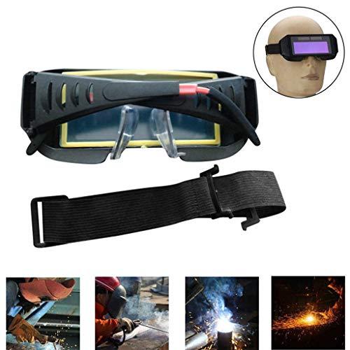 Fineday Welding Helmet Solar Powered Auto Darkening Welder Welding Glasses Mask Helmet Eyes Goggle