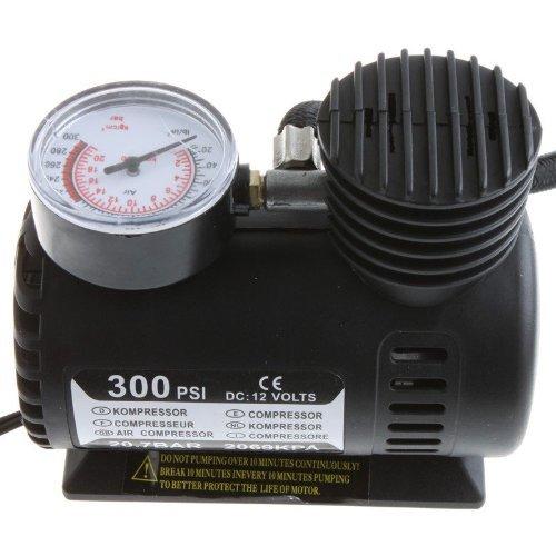 Docooler Portable DC 12V Electric Car Automotive 300PSI Air Compressor Tire Inflator