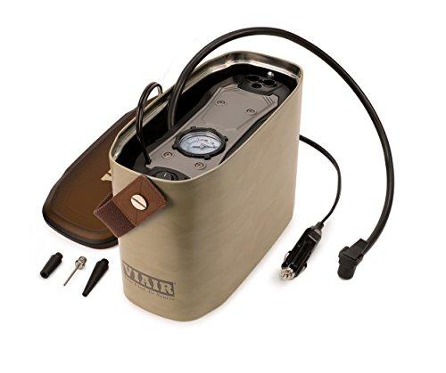 VIAIR 00075 Portable Compressor Kit  Sport Compact series 12V 60 PSI for Passenger Car Tires 1 Pack