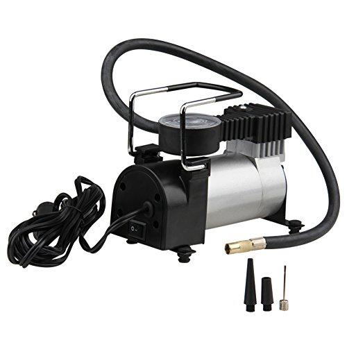 CarBole 12V DC Portable Air Compressor Pump 120 PSI