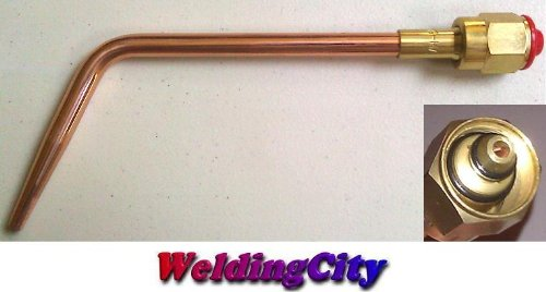 WeldingCity Acetylene Welding Tip 7-W 7 Size 7 for Victor Oxyfuel 300 Series Torch