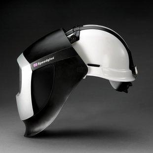 3M Speedglas Welding Helmet Hard Hat ProTop System Welding Safety 04-0015-21  with 3M Speedglas Auto-Darkening Filter 9002X