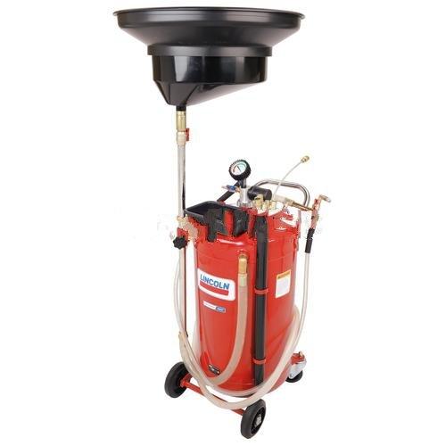 25 Gallon Used Fluid Combo Drain  Evacuator