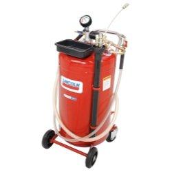 Lincoln Lubrication LIN3637 25 Gallon Used Fluid Evacuator