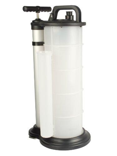 STEELMAN 95218 Manual Operation Fluid Evacuator - 9 Liter Capacity