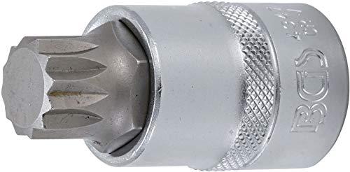 BGS 4347  Bit Socket  125 mm 12 Drive  Spline for XZN M18