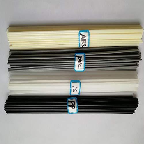 Black PPBeige ABSWhite PEGrey PVC Pastic Welding Rod CarPipePlastic Welder Electrode 98 inchpcEach 10pcs welding rods ¡