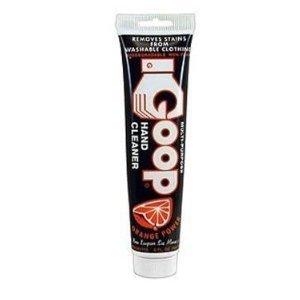 2-Pack Goop Multi Purpose Hand Cleaner- Orange Power 5 oz Tube