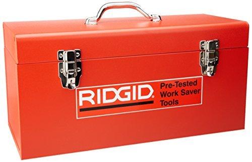 Ridgid 33085 Standard Shaped Tool Box with Tray by Ridgid