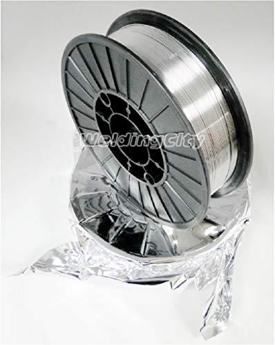 WeldingCity E71T-GS Flux-Core Gasless Mild Steel MIG Welding Wire 0030 10-lb Spool