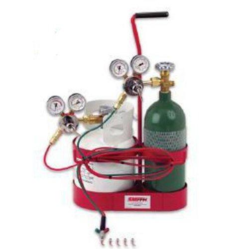 Gas Welding Outfit 30-15-510 Propane regulator 30-20-540 Oxygen Regulator Propane Fuel