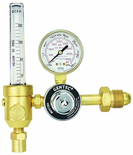 191HE-150-580 GENTEC Heavy Duty Flowmeter Regulator