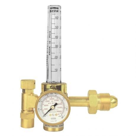 191NR-70 GENTEC Nitrogen Flowmeter Regulator