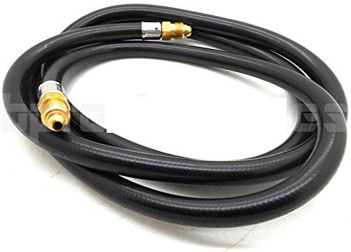 Gas Hose For Argon Flowmeters Regulators Fits Miller Lincoln Mig Tig 80 Long