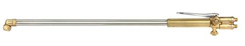 Victor 0381-1625 Straight Cutting Torch 36 L 75 deg Head