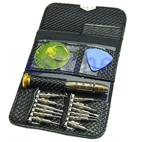 15 in 1 Screwdriver Set Portable Versatile Precision Wallet Set Repair Tools Kit Screwdriver Set