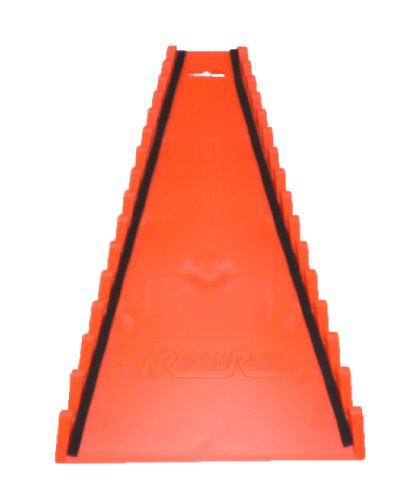 Protoco 4061 Wrench Rack Reverse Orange Magnetic 15-Piece