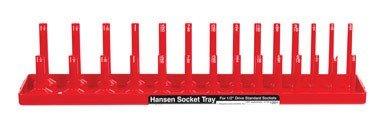 Hansen Socket Tray 12  Drive Deep Regular Standard From 38  - 1-14