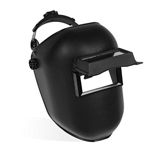 Neiko 53847A Industrial Grade Welding Helmet with Flip Lens Shade 11  Meets ANSI Z871