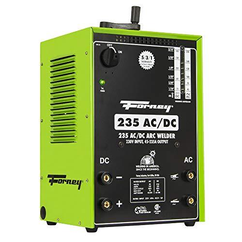 Forney 314 Arc Welder 235FI AC DC 230-Volt 230-Amp