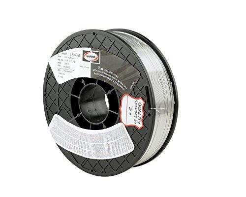 Harris 05356F1 5356 Aluminum MIG Welding Wire 0035 x 1 lb Spool