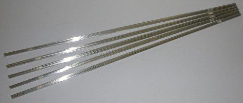 Aluminum Oxy-Acetylene Welding Rod AWS 1100