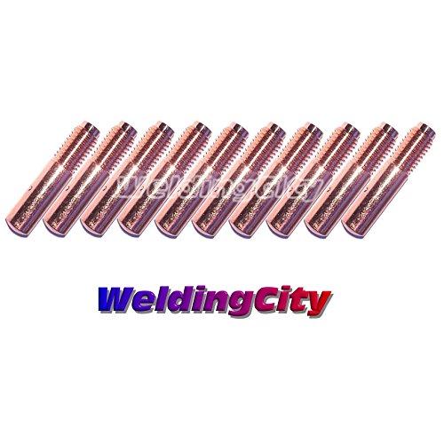 WeldingCity 10-pk Contact Tip 000-068 000068 0035 for Miller Hobart MIG Welding Guns