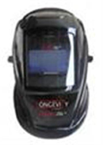 LONGEVITY 721405557875 Powerview Elite Auto Darkening Mig Tig Stick Plasma Cutter Welding Helmet Mask