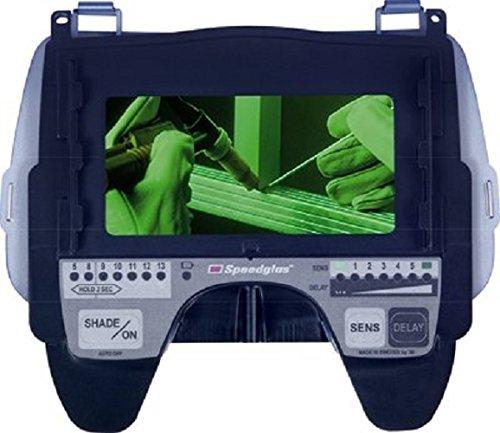 3M Speedglas Auto Darkening Filter 9100V Welding Safety 06-0000-10 Shades 5 8-13