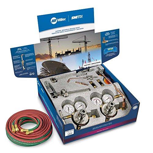 Gas Welding Outfit SC209 40-175-540 Oxygen 40-15-300 Acetylene Acetylene Fuel