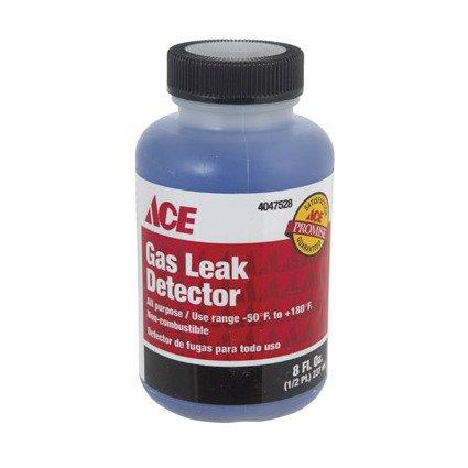 Gas Leak Detector Fluid 8 oz - No 4047528