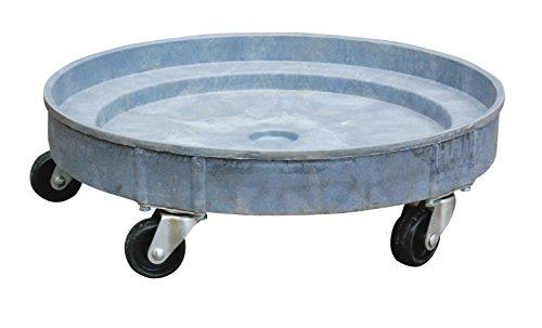 Vestil DRUM-PDD Multi-Level Plastic Drum Dolly 3055 gal