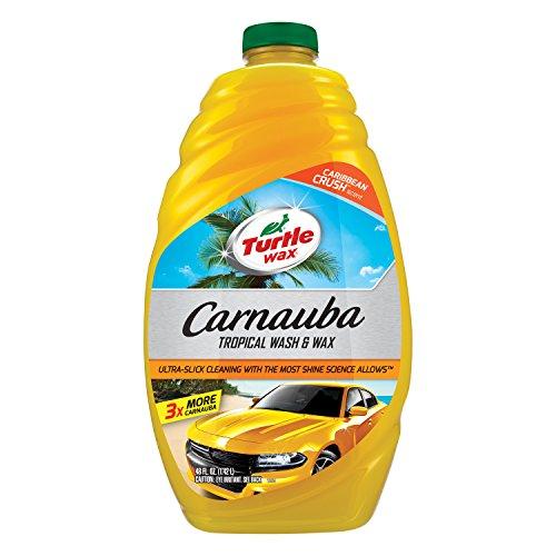 Turtle Wax 50690 Carnauba Wash Wax 48 Fluid_Ounces