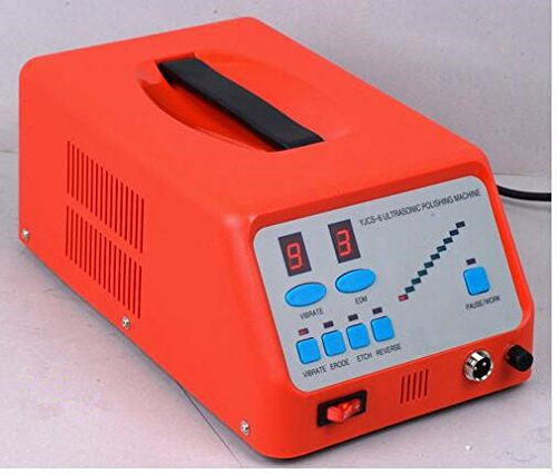 Welljoin YJCS-6 Multi-function Ultrasonic Mold Polisher Polishing Machine w Accessory