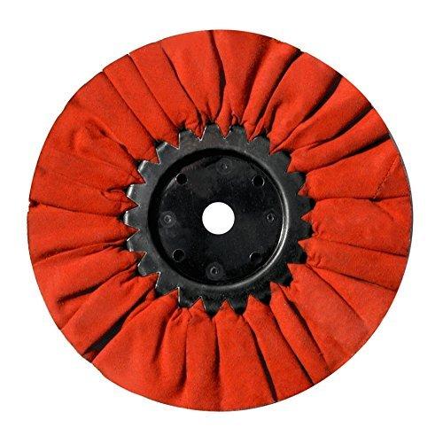 Keystone 90023 - 8 Red Buffing Wheel