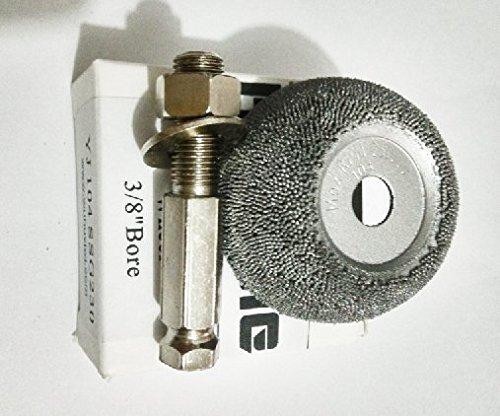 Tire Buffing Wheels OxideYJ109 2665mm×125mm3810mm 230SSG