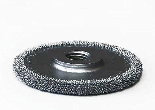 Tire Buffing wheel YJ314 250mm×3420mm 38-24Thread 390Grit