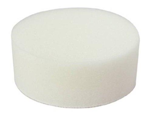 Astro  20306W Polishing Foam Pad 3-Inch Diameter White