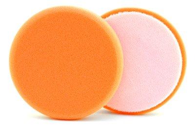 Single 5 12 X 78 Inch Hydro-tech Tangerine Ultra Polishing Foam Pad
