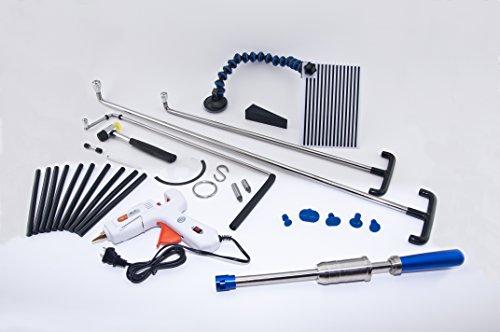 Magnetic Roller Tip Full Kit  Glue Pull Kit dent removal kit PDR dings learn PDR dent tools paintless dent removal