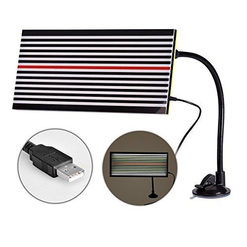PDR Light AUTOPDR Car Dent Repair Tool Double LED Line Board for Art Dent