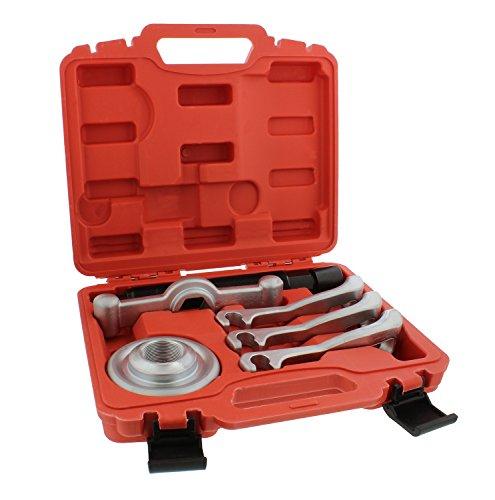 ABN Universal Wheel Hub Removal Tool Hub Puller Tool Wheel Bearing Puller Set Bearing Removal Tool Brake Drum Puller