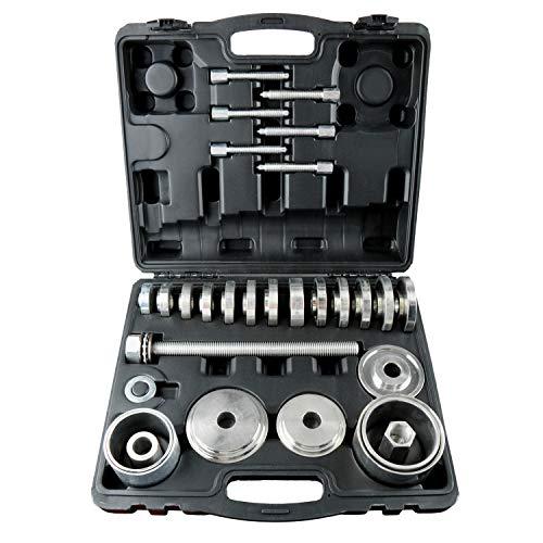 FreeTec 31pcs Wheel Bearing Puller Tool Installation Tool Set