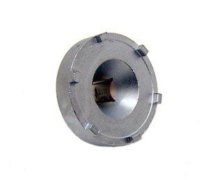 Pit Posse Wheel Bearing Seal Retainer MotorcycleMotocross Tool 47mm 6-Pin - Fits Honda Cr125250R 00-07 CRF450R 02-07 CRF450X 05-08 CRF250R 04-07 CRF250X 04-07 -
