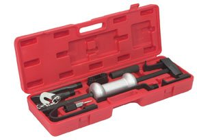 ATD Tools 5160 Muscle Max Heavy-Duty Dent Puller Set - 10 lb Capacity