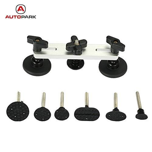 Alina-Shops - Car Auto Body Dent Ding Bridge Type Removal Repair Tool Puller Kit