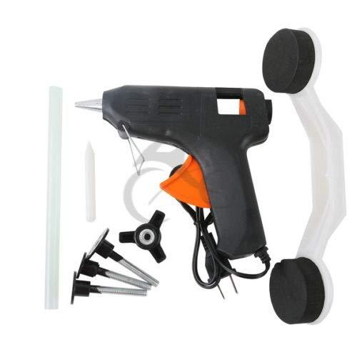 S-Seashell- Motorcycle For Car Repair Tools Diy Pops Dent Ding Removal Tools Kit Car Repair